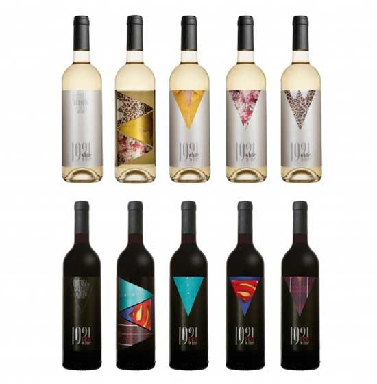 Tecnovino disenos para vino Liderpack 2015 Coreti