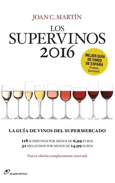 Tecnovino libro Los Supervinos 2016