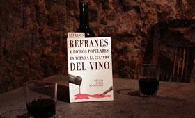 Tecnovino libro refranes cultura del vino