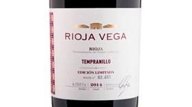Rioja Vega está de estreno con su nuevo tinto de Tempranillo