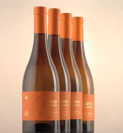 Tecnovino vino de Sauvignon Blanc Bodegas Castelo de Medina 1