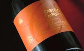 Tecnovino vino de Sauvignon Blanc Bodegas Castelo de Medina