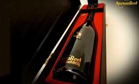Tecnovino vino mas caro Aurum Red