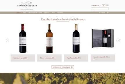Tecnovino Abadia Retuerta tienda online