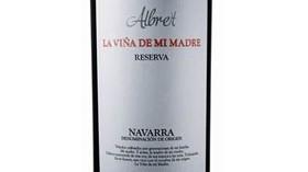 Albret la Viña de mi Madre Reserva, el vino del viñedo de la madre del enólogo