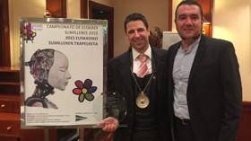 Jon Andoni Rementeria gana el Campeonato de Euskadi de Sumilleres