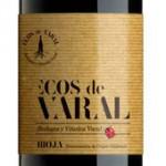 Ecos de Varal, un vino ecológico de Tempranillo y Viura