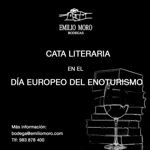 Tecnovino Emilio Moro Bodegas cata literaria 2