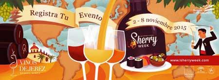 Tecnovino International Sherry Week vinos de Jerez