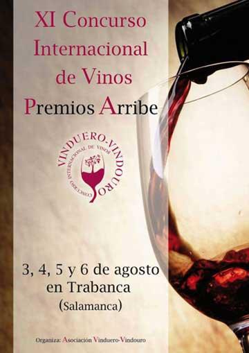 Tecnovino Premios Vinduero Arribe 2015