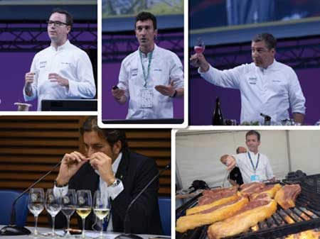Tecnovino San Sebastian Gastronomika 2015 2