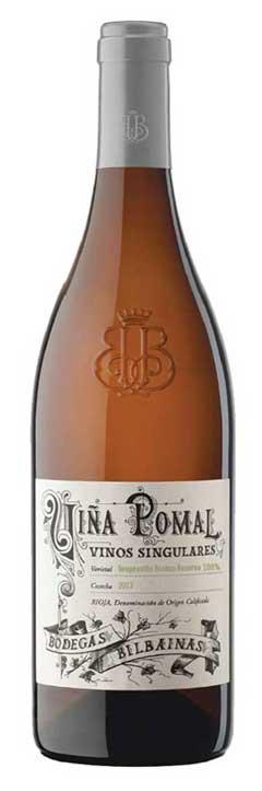 Tecnovino Vinos Singulares Tempranillo Blanco Vina Pomal