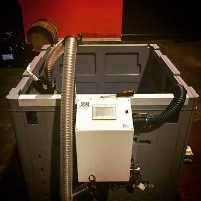 Tecnovino elaboracion de vino consumo agua 1