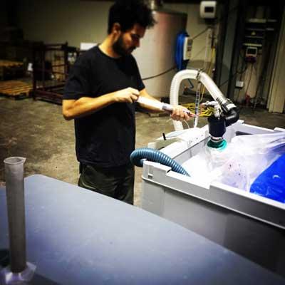 Tecnovino elaboracion de vino consumo agua 2