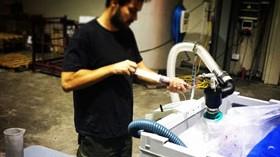 A prueba un sistema para reducir el consumo de agua en el proceso de elaboración de vino