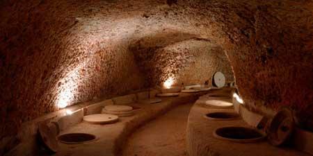 Tecnovino tinajas de barro elaboracion de vinos 1
