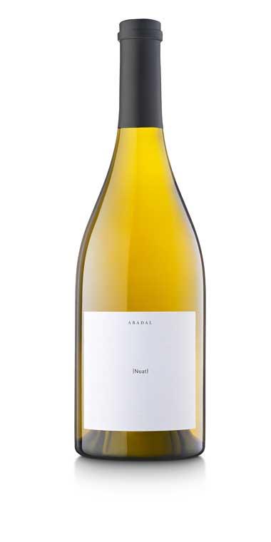 Tecnovino Abadal Nuat 2012 vino blanco