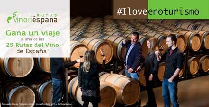 Tecnovino ILoveEnoturismo Rutas del Vino de Espana