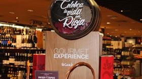 El Corte Inglés se une a la campaña Rioja y Tapas
