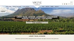 Una firma especializada en viajes y eventos enológicos: Winestyle Travel
