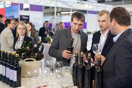 Tecnovino World Bulk Wine Exhibition 2015 1