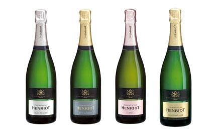 Tecnovino champagnes Henriot Licores Baines