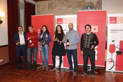 Tecnovino concurso Experiencia Basf Leon
