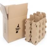 Un sistema seguro de embalaje para botellas de vino: TotalWinePack