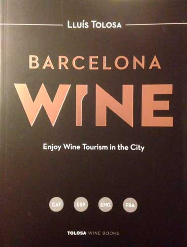 Tecnovino iniciativas turisticas Barcelona Wine