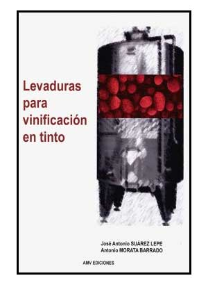 Tecnovino libros sobre enologia levaduras vinificacion tinto