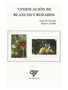 Tecnovino libros sobre enologia vinificacion blancos rosados