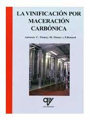 Tecnovino libros sobre enologia vinificacion maceracion carbonica