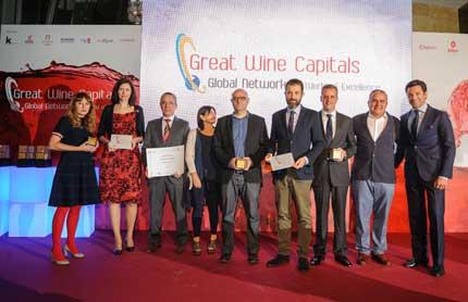Tecnovino premios Best Of de Turismo Vitivinicola 2015 1
