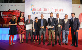 Tecnovino premios Best Of de Turismo Vitivinicola 2015 280x170