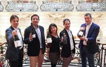 Tecnovino vinos exclusivos Alto Prestigio Codorniu Raventos 2