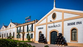Delgado Zuleta distribuye en Cádiz los vinos de Bodegas Aragonesas