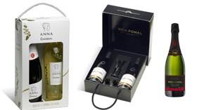 Tres ideas de Codorníu en forma de vino para regalar