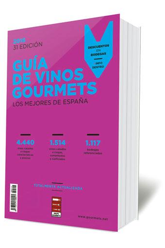 Tecnovino Guia de Vinos Gourmets 2016