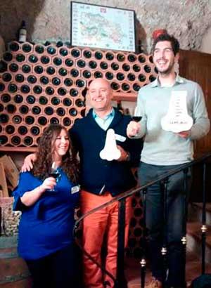 Tecnovino Nariz de Rioja Alavesa Sergio Bujanda 2