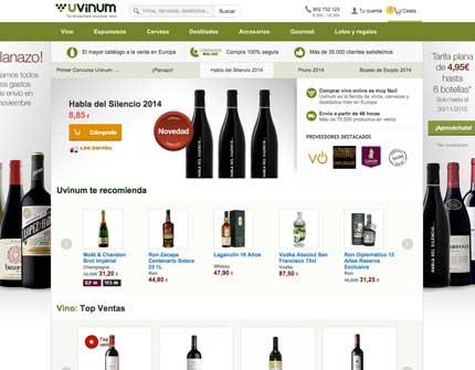 Tecnovino Uvinum personal shopper vino 1