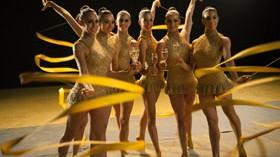 Las burbujas gimnastas del anuncio de Navidad 2015 de Freixenet