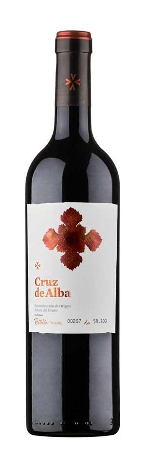 Tecnovino Cruz de Alba vino crianza
