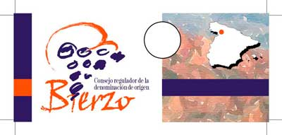 Tecnovino DO Bierzo contraetiquetas 2015