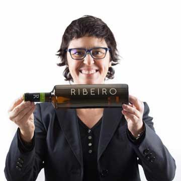 Tecnovino DO Ribeiro gerente Cristina Alcala