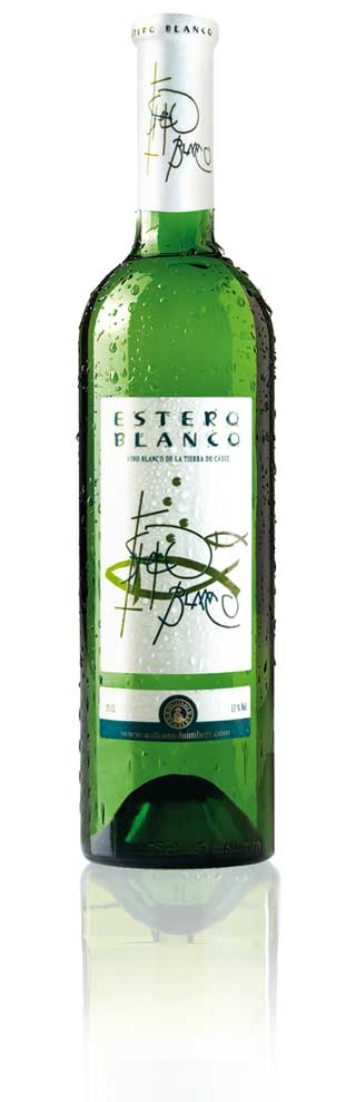 Tecnovino Estero Blanco vino Williams Humbert