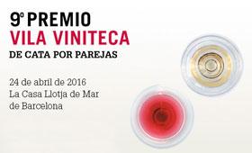 Tecnovino Premio Vila Viniteca de Cata por Parejas 280x170
