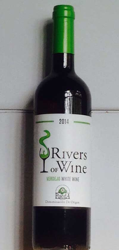 Tecnovino Rivers of Wine vino blanco