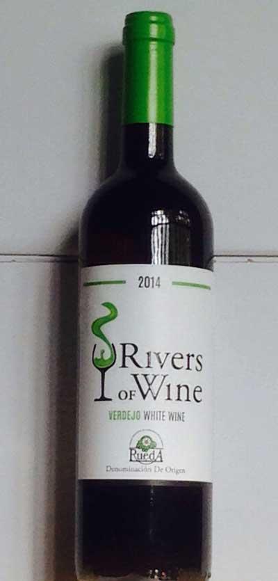 Tecnovino Rivers of Wine vino blanco