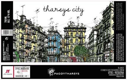 Tecnovino Tharsys City Pago de Tharsys blanco
