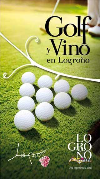 Tecnovino golf y vino Ayuntamiento de Logrono